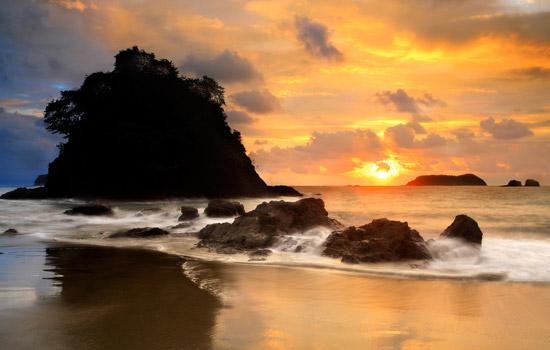 Our main Beach Manuel Antonio